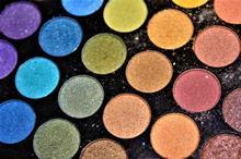 Eyeshadow palette - do not use