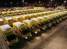 Morrisons van fleet