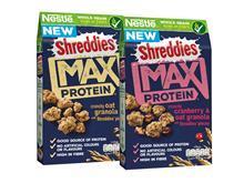 shreddies protein