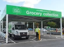 Asda Click & Collect