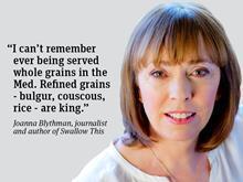 Joanna Blythman quote