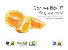 Lidl FA sponsorship