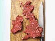 'state of the nation', raw meat