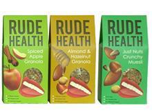 Rude Health cereals