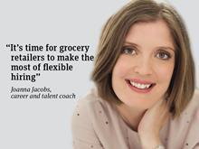 Joanna Jacobs flexible hiring quote