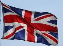 Union Jack British flag