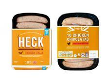 heck vs aldi chicken sausages