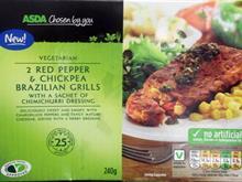 asda brazillian grills