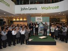 Waitrose staff bonus 2014