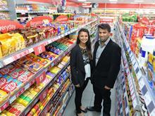 Suresh & Sunita Kanji