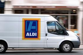 aldi van one use