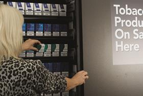 tobacco display ban