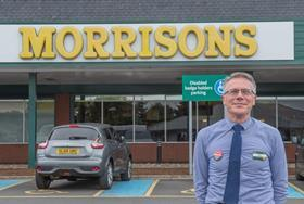paul callaghan morrisons carmondean