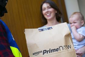 amazon prime now customer