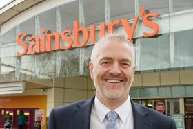 Ricahrd Easton Sainsburys store manager