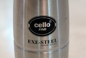 stainless steel milk bottle
