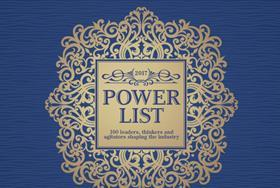 Power List header