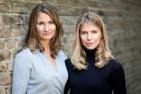 Little Tummy founders Sophie Niedermaier-Patramani and Nadine Hellmann