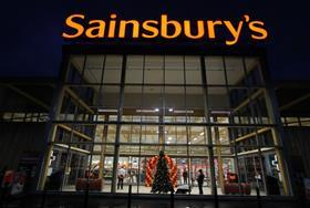 Sainsbury's kings lynn