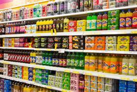 Supermarket Soft Drinks