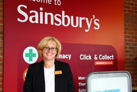 sainsburys farlington lizzie stacey