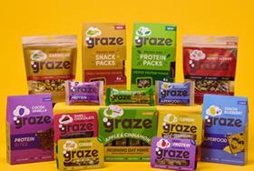 New look for Graze
