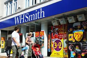WH Smith 5 SWINDON