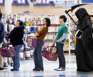 death of supermarkets