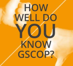GSCOP quiz