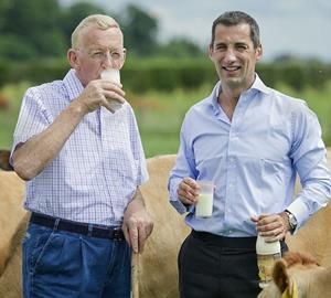 Grahams Dairy Dr Robert Graham chairman and Robert Graham MD