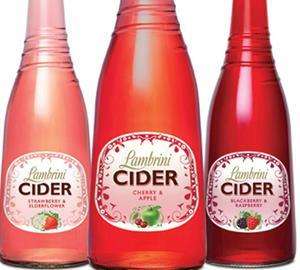 Strongbow and Lambrini turn to dark side for new fruit ciders