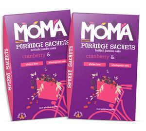 Moma new packaging
