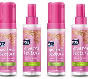vo5 hair care style product