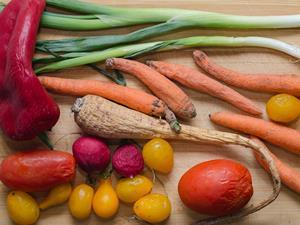 wonky veg food waste