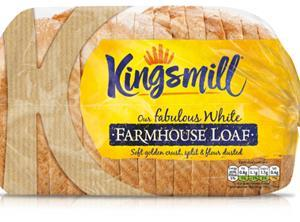Kingsmill Farmhouse Loaf
