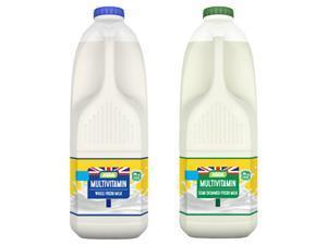 Asda multivitamin milk