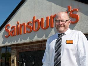 Store manager: Steve Jones