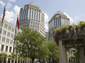 Procter and Gamble HQ