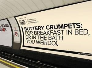Spoof dairy marketing campaign given scrumptious revamp
