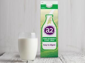 A2 Milk carton