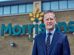 Morrisons CEO David Potts