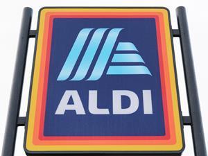 Aldi UK and Ireland new logo