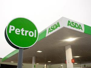 Asda Petrol fuel