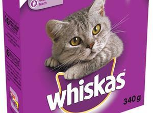 whiskas redesign