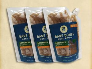 USA: Bare Bones Broth