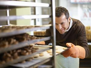 Bakery worker