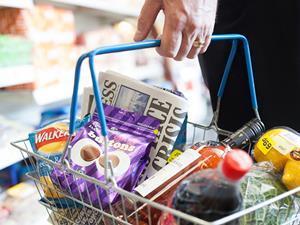 convenience store basket spend GRS