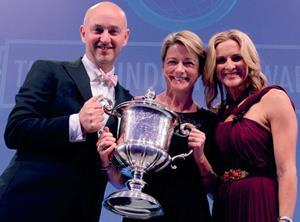 Fiona Dawson wind Grocer Cup 2013