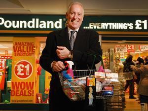 Jim McCarthy Poundland
