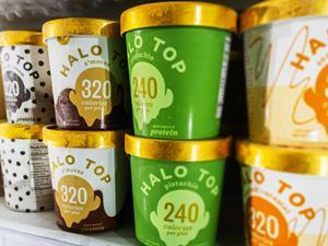 Halo Top ice cream_single use
